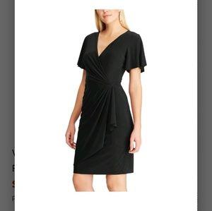 CHAPS..black dress chaps size M.